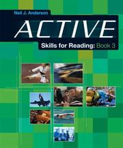Cover of: Active Skills for Reading | Neil J. Anderson