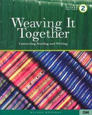 Cover of: Weaving It Together 2