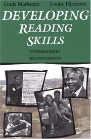 Cover of: Developing reading skills | Linda Markstein