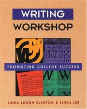Cover of: Writing workshop