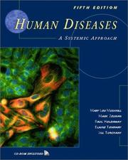 Cover of: Human Diseases | Mary Lou Mulvihill