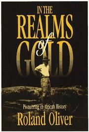 Cover of: In the realms of gold