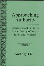 Cover of: Approaching authority