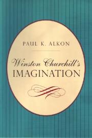 Cover of: Winston Churchill's Imagination | Paul K. Alkon