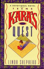 Cover of: Kara's quest