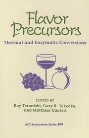 Cover of: Flavor precursors | American Chemical Society. Meeting