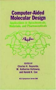 Cover of: Computer-Aided Molecular Design |