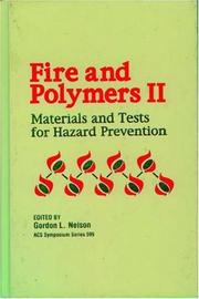 Cover of: Fire and Polymers II