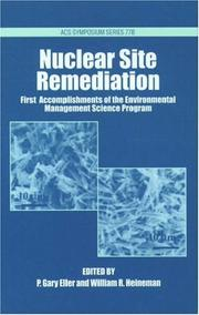 Nuclear Site Remediation by