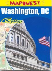 Cover of: Washington, D.C | American Map Corporation