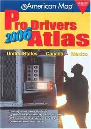 Cover of: AMC Professional Drivers