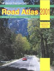 Cover of: Road Atlas 2001 |