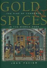 Cover of: Gold & spices