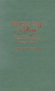 Cover of: Princess Isabel of Brazil