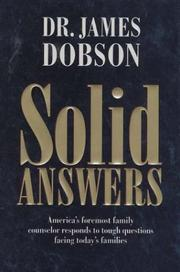 Solid Answers by James C. Dobson