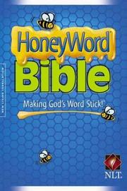 Cover of: New Living Translation Honeyword Bible (Tyndale Kids) |
