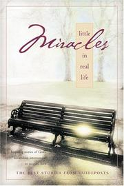 Cover of: Little miracles in real life |