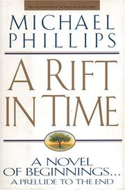 Cover of: A rift in time