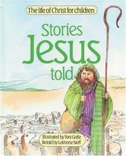 Cover of: Stories Jesus told