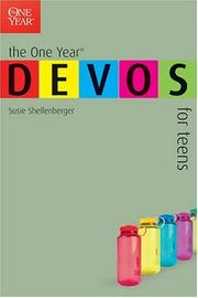 Cover of: One year devotions for teens