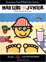 Cover of: Summer Fun Mad Libs Junior