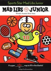 Cover of: Sports Star Mad Libs Junior | Roger Price