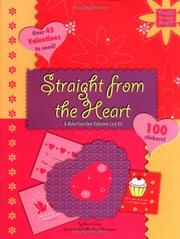 Cover of: Straight from the Heart | Mara Conlon