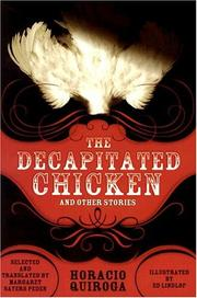 Cover of: The Decapitated Chicken and Other Stories