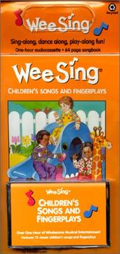 Cover of: Wee sing