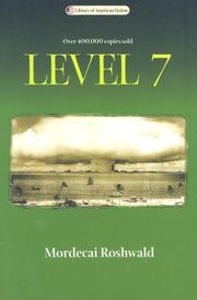 Cover of: Level 7 | Mordecai Roshwald