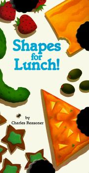 Cover of: Shapes for lunch!