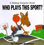 Cover of: Who plays this sport?