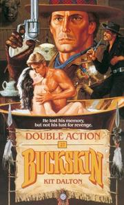 Cover of: Double Action (Buckskin)