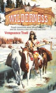 Cover of: Vengeance Trail | David Thompson