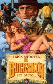 Cover of: Trick Shooter (Buckskin)
