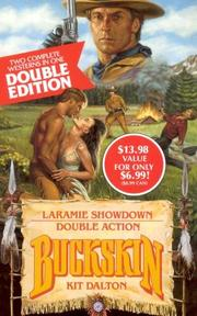 Cover of: Laramie Showdown/Double Action
