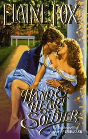Cover of: Hand & Heart of a Soldier