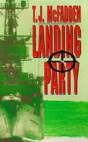 Cover of: Landing party | T. J. McFadden