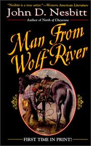 Cover of: Man from Wolf River | John D. Nesbitt