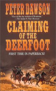 Cover of: Claiming of the Deerfoot