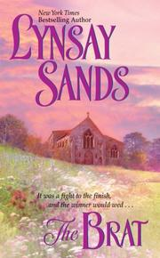 Cover of: The Brat | Lynsay Sands