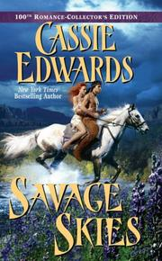 Cover of: Savage Skies | Cassie Edwards