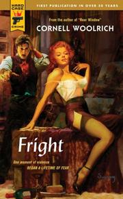 Cover of: Fright (Hard Case Crime) | Cornell Woolrich