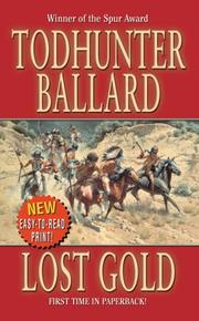 Cover of: Lost gold: a western duo