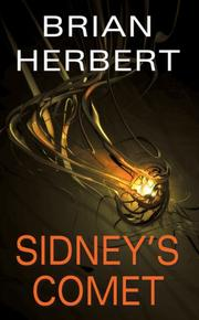 Cover of: Sidney's comet