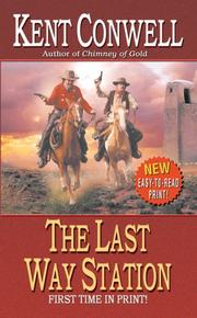 Cover of: The Last Way Station