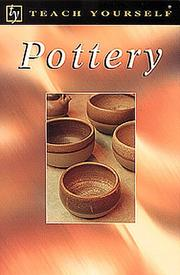 Cover of: Pottery (Teach Yourself) | John Gale