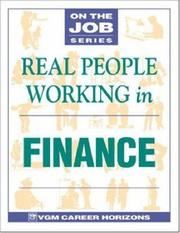 Real People Working in Finance (On the Job)