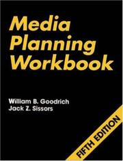 Cover of: Media Planning Workbook | William B. Goodrich