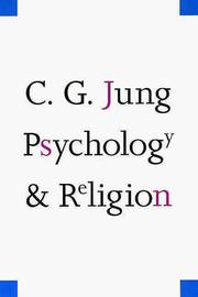 Cover of: Psychology and religion